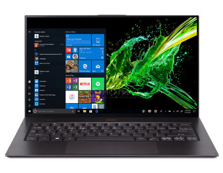 Ноутбук Acer Swift 7 SF714-52T-74V2 (14.00 IPS (LED)/ Core i7 8500Y 1500MHz/ 16384Mb/ SSD / Intel UHD Graphics 615 64Mb) MS Windows 10 Professional (64-bit) [NX.H98ER.008].
