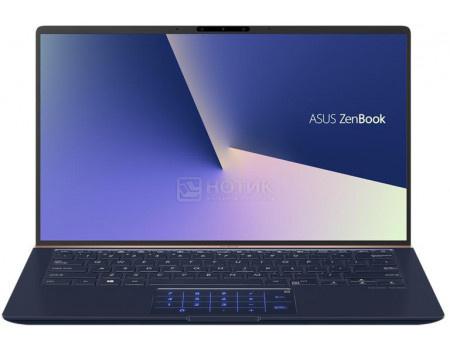 Ультрабук ASUS Zenbook 14 UX433FLC-A5258T (14.00 IPS (LED)/ Core i7 10510U 1800MHz/ 16384Mb/ SSD / NVIDIA GeForce® MX250 2048Mb) MS Windows 10 Home (64-bit) [90NB0MP5-M11130] фото