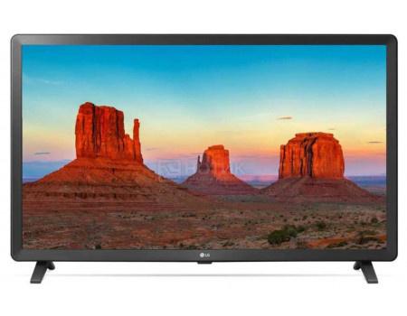 Телевизор LG 32 LED, HD, Smart TV (webOS), Звук (10 Вт (2x5 Вт)) , 3xHDMI, 2xUSB, 1xRJ-45, Серый, 32LK610BPLC