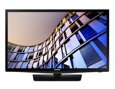Телевизор Samsung 28 HD, Smart TV, Звук (10 Вт (2x5 Вт)), 2xHDMI, 1xUSB, 1xRJ-45, Черный UE28N4500AUXRU  - купить со скидкой
