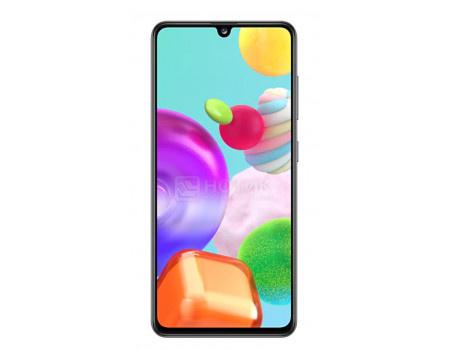 "Смартфон Samsung Galaxy A41 64Gb SM-A415F Prism Crush Black (Android 10.0/Helio P65 2000MHz/6.10"" 2400x1080/4096Mb/64Gb/4G LTE ) [SM-A415FZKMSER]"