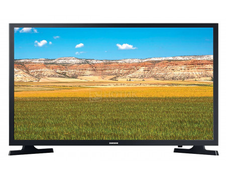 Телевизор Samsung 32 HD Smart TV Звук (10 Вт (2x5 Вт)) 2xHDMI 1xUSB 1xRJ-45 PQI 900 Черный UE32T4500AUXRU.