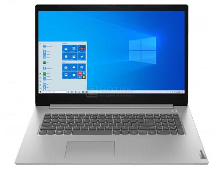 Ноутбук Lenovo IdeaPad 3-17 17IML05 (17.30 IPS (LED)/ Core i3 10110U 2100MHz/ 8192Mb/ HDD+SSD 1000Gb/ Intel UHD Graphics 64Mb) MS Windows 10 Home (64-bit) [81WC000LRU]