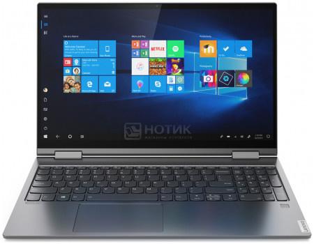 Ультрабук Lenovo Yoga C740-15 (15.60 IPS (LED)/ Core i7 10510U 1800MHz/ 16384Mb/ SSD / Intel UHD Graphics 64Mb) MS Windows 10 Home (64-bit) [81TD002NRU]