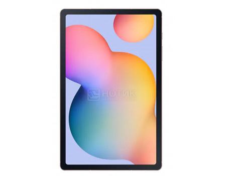 Планшет Samsung Galaxy TAB S6 Lite 10.4 SM-P615 LTE 64Gb Chiffon Pink (Android 10.0/Exynos 9611 2300MHz/10.40 2000х1200/4096Mb/64Gb/4G LTE ) [SM-P615NZIASER].