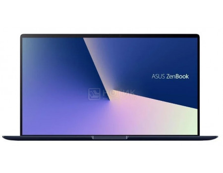 Ультрабук ASUS Zenbook 14 UX434FQ-A6072T (14.00 IPS (LED)/ Core i5 10210U 1600MHz/ 8192Mb/ SSD / NVIDIA GeForce® MX350 2048Mb) MS Windows 10 Home (64-bit) [90NB0RM1-M00960]