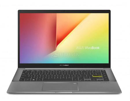 Ультрабук ASUS VivoBook S14 S433FA-EB069T (14.00 IPS (LED)/ Core i5 10210U 1600MHz/ 8192Mb/ SSD / Intel UHD Graphics 64Mb) MS Windows 10 Home (64-bit) [90NB0Q04-M01940]