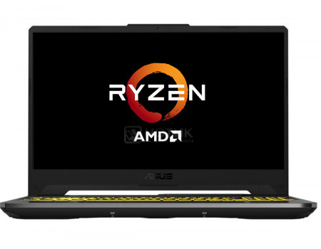 Ноутбук ASUS TUF Gaming A15 FX506II-HN172T (15.60 IPS (LED)/ Ryzen 5 4600H 3000MHz/ 16384Mb/ SSD / NVIDIA GeForce® GTX 1650Ti 4096Mb) MS Windows 10 Home (64-bit) [90NR03M1-M05360]