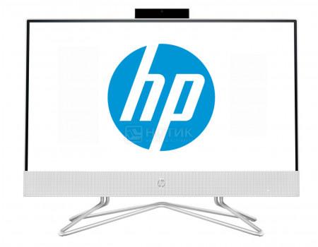 Моноблок HP 22-df0021ur (21.50 IPS (LED)/ Core i3 1005G1 1200MHz/ 4096Mb/ SSD / Intel UHD Graphics 64Mb) MS Windows 10 Home (64-bit) [14P60EA]
