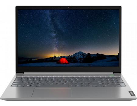 Ноутбук Lenovo ThinkBook 15 (15.60 IPS (LED)/ Core i5 1035G1 1000MHz/ 4096Mb/ SSD / Intel UHD Graphics 64Mb) Без ОС [20SM003LRU]