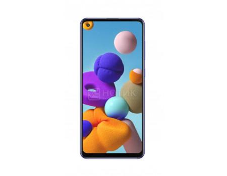 Смартфон Samsung Galaxy A21s SM-A217F Blue (Android 10.0/Exynos 850 2000MHz/6.50