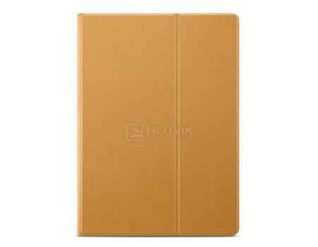 Чехол-книжка Huawei Flip Cover T3 10 для планшета Huawei MediaPad T3 10, Искусственная кожа/поликарбонат, Коричневый, 51991966 фото
