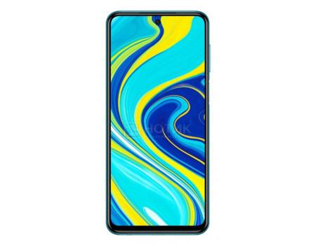 Смартфон Xiaomi Redmi Note 9S 64Gb Aurora Blue (Android 10.0/SDM720G 2300MHz/6.67 2400x1080/4096Mb/64Gb/4G LTE ) [27895].