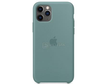 Чехол-накладка Apple Silicone Case Cactus для iPhone 11 Pro MY1C2ZM/A, Силикон, Зеленый фото