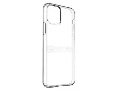 Чехол-накладка TFN для Apple iPhone 11 Pro Max, Силикон, Прозрачный, CC-07-014TPUTC