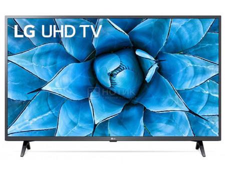 Телевизор LG 50 LED, UHD, IPS. Smart TV (webOS), Звук (20 Вт (2x10 Вт)), 3xHDMI, 2xUSB, 1xRJ-45, Черный, 50UN73506LB