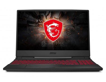 Ноутбук MSI GL65 10SCSR-017RU Leopard (15.60 LED (IPS - level)/ Core i7 10750H 2600MHz/ 8192Mb/ SSD / NVIDIA GeForce® GTX 1650Ti 4096Mb) MS Windows 10 Home (64-bit) [9S7-16U822-017]