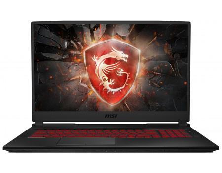 Ноутбук MSI GL75 10SCSR-009RU Leopard (17.30 LED (IPS - level)/ Core i5 10300H 2500MHz/ 8192Mb/ SSD / NVIDIA GeForce® GTX 1650Ti 4096Mb) MS Windows 10 Home (64-bit) [9S7-17E822-009] фото