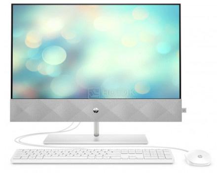 Моноблок HP Pavilion 24-k0011ur (23.80 IPS (LED)/ Core i3 10300T 3000MHz/ 4096Mb/ SSD / Intel UHD Graphics 64Mb) MS Windows 10 Home (64-bit) [14Q32EA]