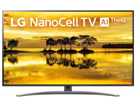 Телевизор LG 49 LED, UHD, IPS. Smart TV (webOS), Звук (40 Вт (2x10 Вт) + 20Вт Саб), 4xHDMI, 3xUSB, 1xRJ-45, Черный, 49SM9000PLA