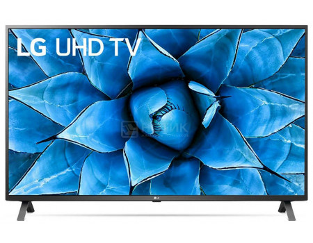 Телевизор LG 65 LED, UHD, IPS. Smart TV (webOS), Звук (20 Вт (2x10 Вт)), 3xHDMI, 2xUSB, 1xRJ-45, Черный, 65UN73006LA