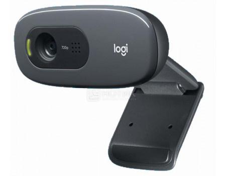 Web-камера Logitech C270 (HD WebCam C270), USB, 960-001063