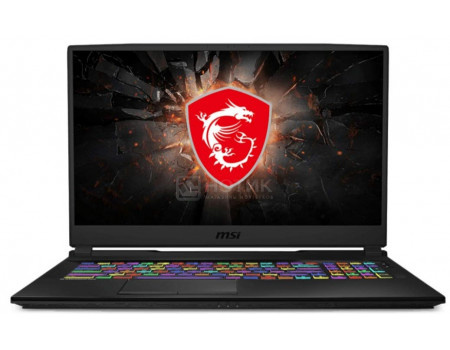 Ноутбук MSI GL75 10SDK-252XRU Leopard (17.30 LED (IPS - level)/ Core i7 10750H 2600MHz/ 8192Mb/ SSD / NVIDIA GeForce® GTX 1660Ti 6144Mb) Free DOS [9S7-17E722-252]