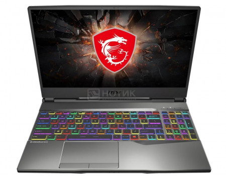 Ноутбук MSI GP65 10SFK-254XRU Leopard (15.60 LED (IPS - level)/ Core i7 10750H 2600MHz/ 16384Mb/ SSD / NVIDIA GeForce® RTX 2070 8192Mb) Free DOS [9S7-16U711-254]