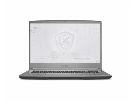 Ноутбук MSI WF65 10TJ-289RU (15.60 IPS (LED)/ Core i7 10750H 2600MHz/ 16384Mb/ HDD+SSD 1000Gb/ NVIDIA Quadro T2000 4096Mb) MS Windows 10 Professional (64-bit) [9S7-16R424-289]