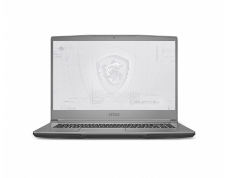 Ноутбук MSI WF65 10TH-1097RU (15.60 IPS (LED)/ Core i7 10750H 2600MHz/ 16384Mb/ HDD+SSD 1000Gb/ NVIDIA Quadro P620 4096Mb) MS Windows 10 Professional (64-bit) [9S7-16R324-1097]