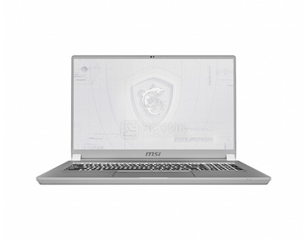 Ноутбук MSI WS75 10TK-433RU (17.30 IPS (LED)/ Core i7 10875H 2300MHz/ 32768Mb/ SSD / NVIDIA Quadro RTX 3000 6144Mb) MS Windows 10 Professional (64-bit) [9S7-17G312-433]