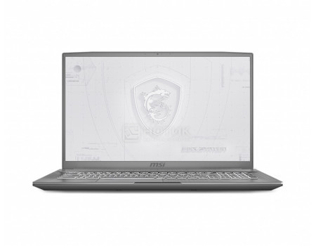 Ноутбук MSI WF75 10TI-073RU (17.30 IPS (LED)/ Core i7 10750H 2600MHz/ 16384Mb/ HDD+SSD 1000Gb/ NVIDIA Quadro T1000 4096Mb) MS Windows 10 Professional (64-bit) [9S7-17F424-073]
