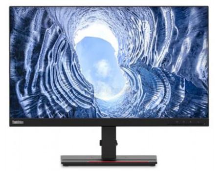 """Монитор 23,8"""" Lenovo ThinkVision T24h-20, QHD, IPS, HDMI, DP, 4xUSB 3.0, 1xUSB-Type C, Черный 61F0GAT1EU"""