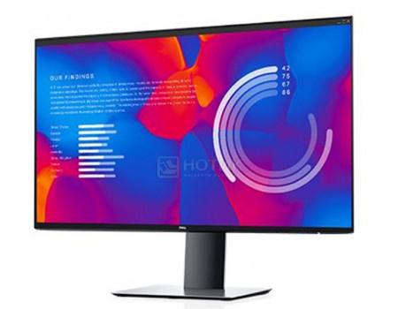"""Монитор 27"""" Dell U2721DE, QHD, IPS, HDMI, DP, 4xUSB 3.0, USB Type-C, Черный/Серый 2721-0810"""