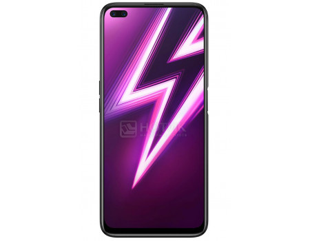 "Смартфон Realme 6 Pro RMX2063 8/128Gb Lightning Red (Android 10.0/SDM720G 2300MHz/6.60"" 2400x1080/8192Mb/128Gb/4G LTE ) [5973879]"