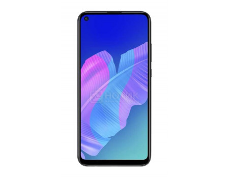 "Смартфон Huawei P40 Lite E NFC 64Gb Midnight Black (Android 9.0 (Pie) HMS/Kirin 710F 2200MHz/6.39"" 1560x720/4096Mb/64Gb/4G LTE ) [6901443400423]"