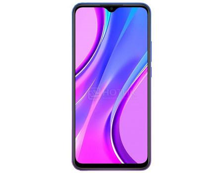 "Смартфон Xiaomi Redmi 9 4/64Gb (NFC) Sunset Purple (Android 10.0/Helio G80 2000MHz/6.53"" 2340x1080/4096Mb/64Gb/4G LTE ) [28412]"