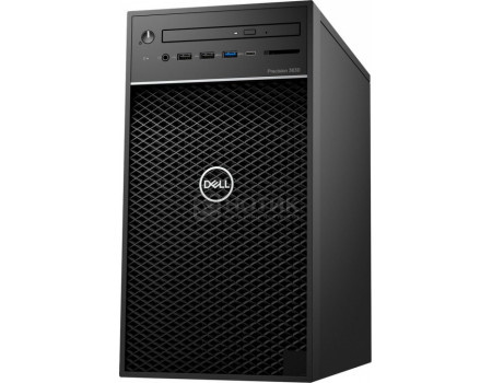 Системный блок Dell Precision 3630 MT (0.00 / Core i5 9500 3000MHz/ 8192Mb/ SSD / NVIDIA Quadro P620 2048Mb) MS Windows 10 Professional (64-bit) [3630-7935] фото