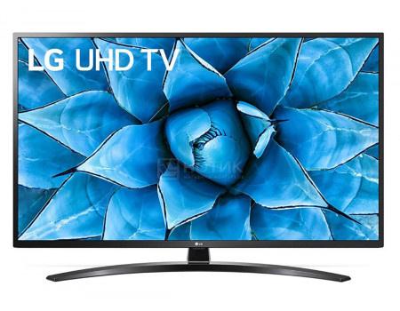 Телевизор LG 65 LED UHD IPS. Smart TV (webOS) Звук (20 Вт (2x10 Вт)) 3xHDMI 2xUSB 1xRJ-45 Черный 65UN74006LA.