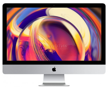Моноблок Apple iMac 2020 MXWT2RU/A (27.00 IPS (LED)/ Core i5 10500 3100MHz/ 8192Mb/ SSD / AMD Radeon Pro 5300 4096Mb) Mac OS X 10.15.6 (Catalina) [MXWT2RU/A]