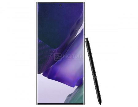 """Смартфон Samsung Galaxy Note20 Ultra 256Gb SM-N985F Mystic Black (Android 10.0/Exynos 990 2730MHz/6.90"""" 3088х1440/8192Mb/256Gb/4G LTE ) [SM-N985FZKGSER]"""