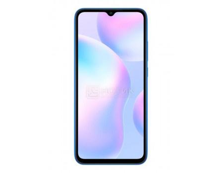 "Смартфон Xiaomi Redmi 9A 32Gb Sky Blue (Android 10.0/Helio G25 2000MHz/6.53"" 1600x720/2048Mb/32Gb/4G LTE ) [29237]"