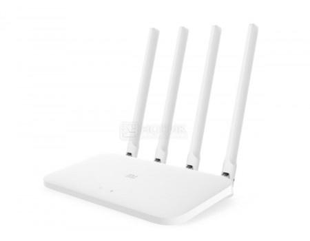 Маршрутизатор Xiaomi Mi Router 4A 10/100BASE-TX 1xWAN 2xLAN Wi-Fi 802.11n до 300 Мбит/с 802.11n до 867 Мбит/с (24 и 5 ГГц) Белый DVB4230GL.