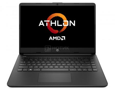 Ноутбук HP 14s-fq0024ur (14.00 IPS (LED)/ Athlon Silver 3050U 2300MHz/ 4096Mb/ SSD / AMD Radeon Graphics 64Mb) MS Windows 10 Home (64-bit) [22M92EA]