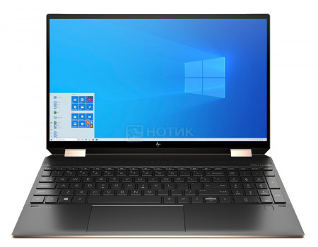 Ноутбук HP Spectre x360 15-eb0041ur (15.60 AMOLED/ Core i7 10510U 1800MHz/ 16384Mb/ SSD / NVIDIA GeForce® MX330 2048Mb) MS Windows 10 Home (64-bit) [22N63EA]