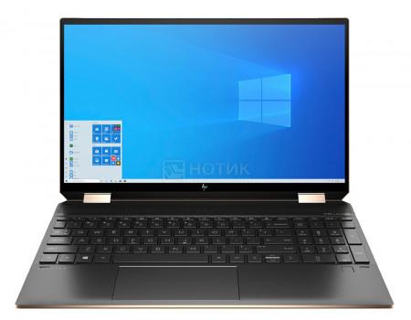 Ноутбук HP Spectre x360 15-eb0043ur (15.60 AMOLED/ Core i7 10750H 2600MHz/ 16384Mb/ SSD / NVIDIA GeForce® GTX 1650Ti в дизайне MAX-Q 4096Mb) MS Windows 10 Home (64-bit) [22V21EA]