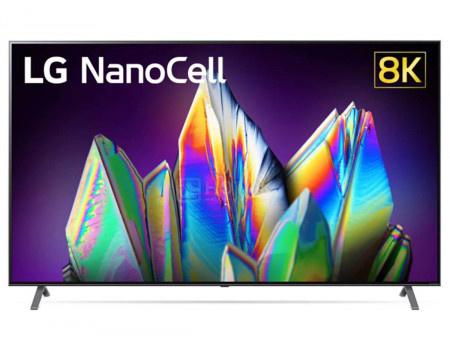 Телевизор LG 65 LED, 8K UHD, IPS. Smart TV (webOS), Звук (60 Вт (4x10 Вт) + 20Вт Саб), 4xHDMI, 3xUSB, 1xRJ-45, Серый (Титан), 65NANO996NA
