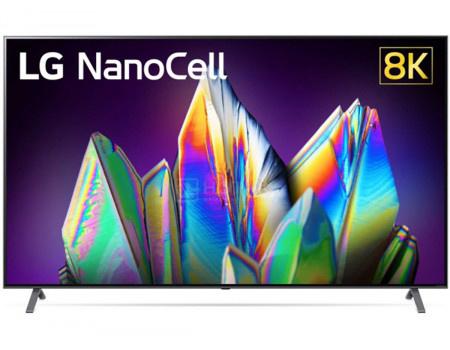 Телевизор LG 75 LED 8K UHD IPS Smart TV (webOS) Звук (60 Вт (4x10 Вт) + 20Вт Саб) 4xHDMI 3xUSB 1xRJ-45 Серый (Титан) 75NANO996NA.