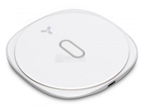 Беспроводное зарядное устройство Accesstyle Ultramarine 10W, с поддержкой Qi. Белый