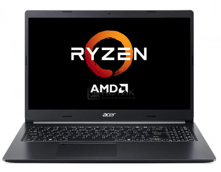 Ноутбук Acer Aspire 5 A515-44-R1UH (15.60 IPS (LED)/ Ryzen 5 4500U 2300MHz/ 8192Mb/ SSD / AMD Radeon Graphics 64Mb) MS Windows 10 Home (64-bit) [NX.HW3ER.00H].
